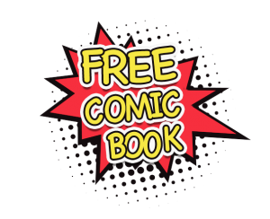 free comic book by email